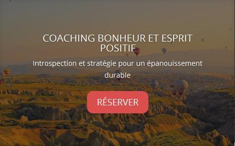 Coaching Bonheur