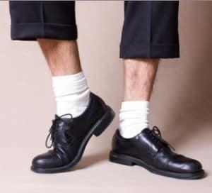 Dress Pants Tennis Shoes