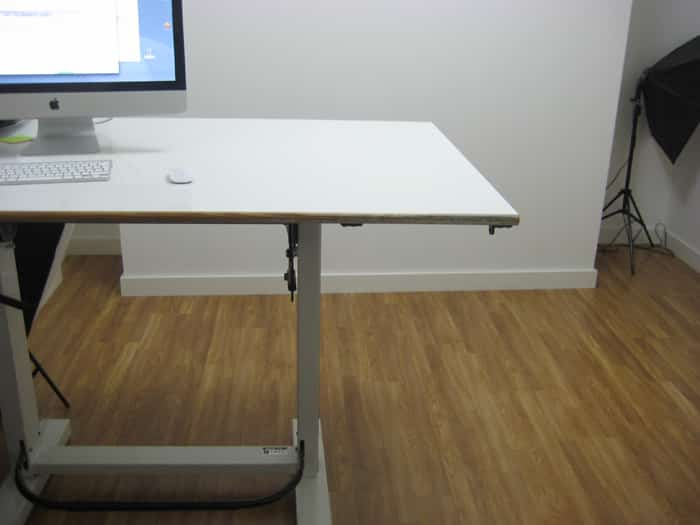 10 fa ons de travailler debout exemples pr cis nouvel for Table de dessin architecte