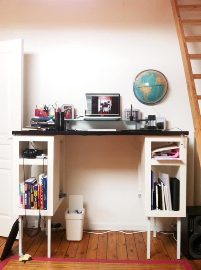 10 fa ons de travailler debout exemples pr cis nouvel homme. Black Bedroom Furniture Sets. Home Design Ideas
