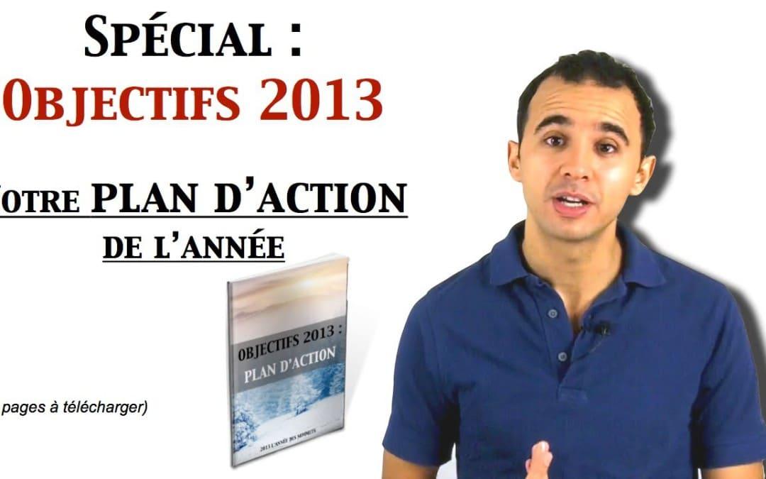 Atteindre vos objectifs 2013